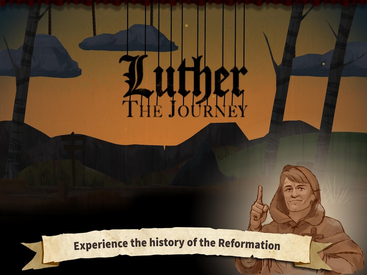 Luther - the Journey: An adventurous escape- screenshot