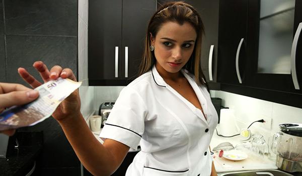 Bangbros - Big Booty Latina Maid