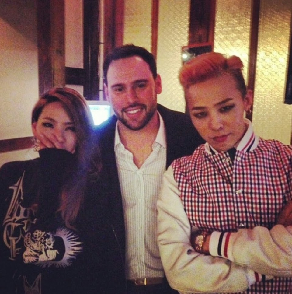 scooter braun cl gd