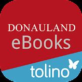 Donauland mit tolino eReader