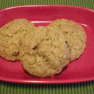 Cranberry Orange Oatmeal Cookies Recipe
