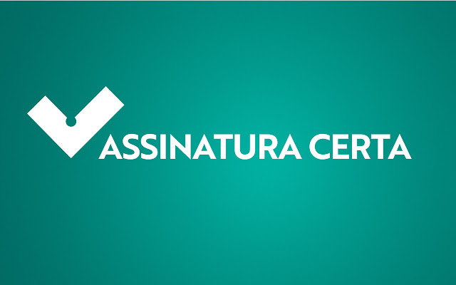 AssinaturaCerta - Assinatura digital na Web