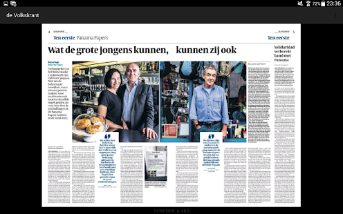 de Volkskrant- screenshot thumbnail