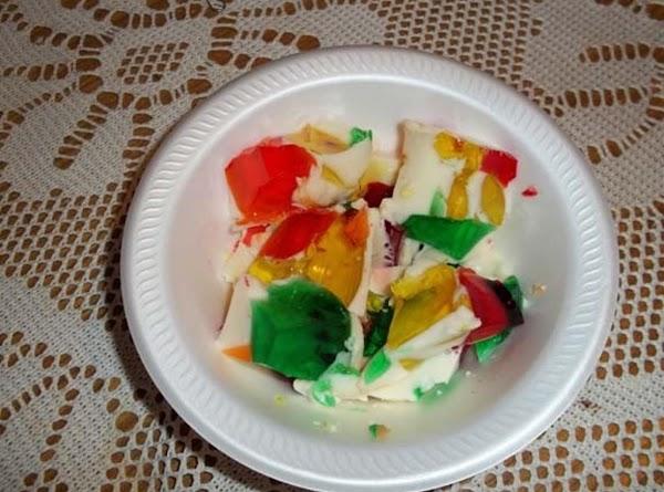 Confetti Jello Recipe