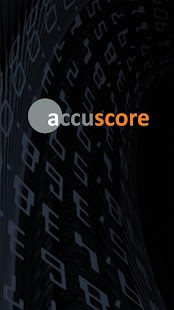 Accuscore — Driver scoring - náhled
