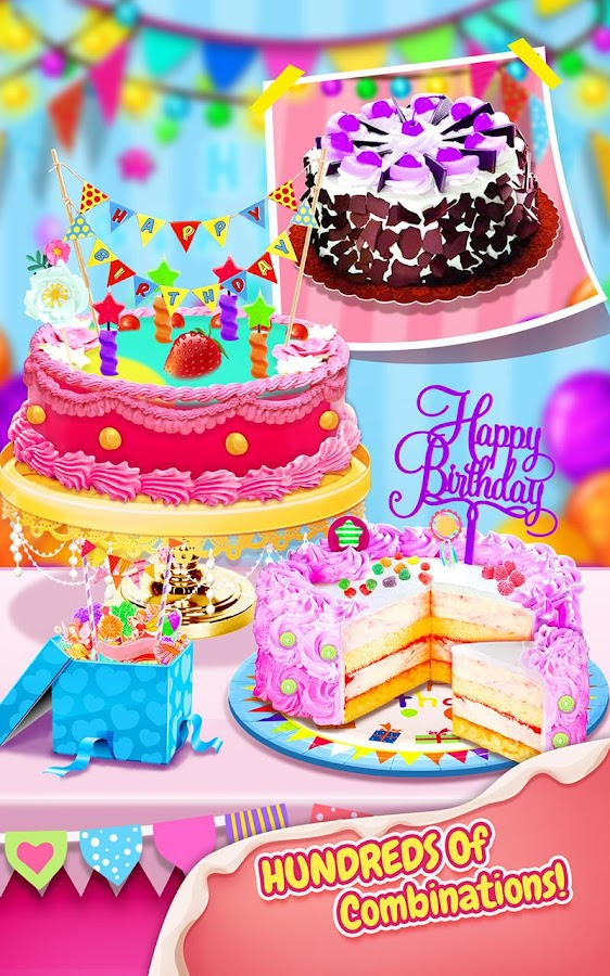 Birthday Cake Images Maker : Sweet Birthday Cake Maker - Android Apps on Google Play