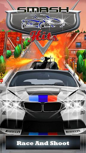 扣杀打车赛车游戏免费