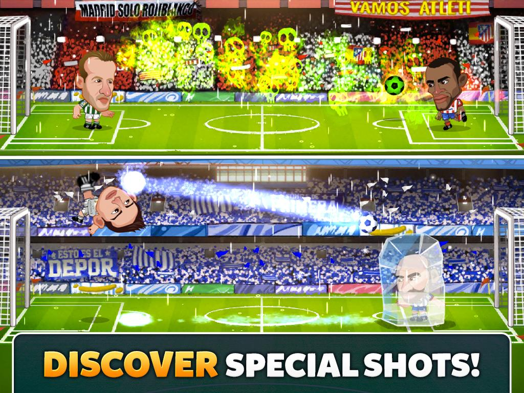 Head Soccer La Liga 2016 Screenshot 3