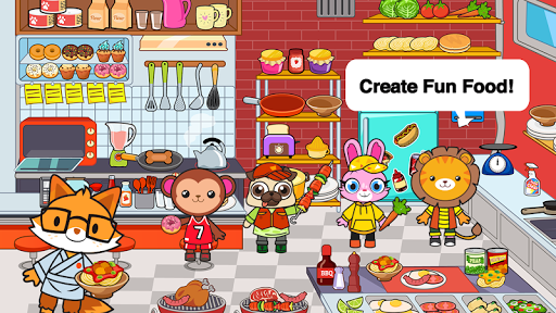 Télécharger Main Street Pets Village - Meet Friends in Town  APK MOD (Astuce) screenshots 3