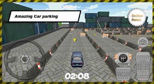 真正的快速停车场