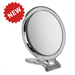 Mirror - Makeup and shaving with light Real mirror 1.0