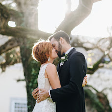 Wedding photographer Ulyana Lenina (UlichKulich). Photo of 09.01.2019