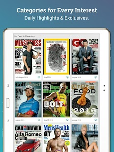 Texture – Digital Magazines Screenshot 14