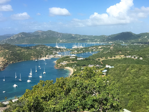 english-Harbour.jpg - English Harbour was developed as the headquarters for the British Navy's Leeward Islands fleet during the late 18th century.