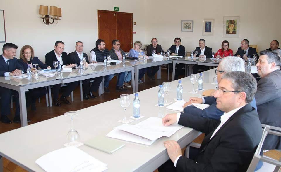 Lamego na vice-presidência da Associação Ibérica de Municípios Ribeirinhos do Douro