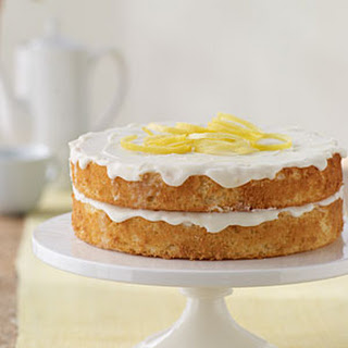 Nathan's Lemon Cake