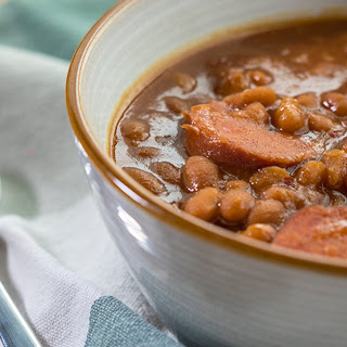 Slow Cooker Franks And Beans