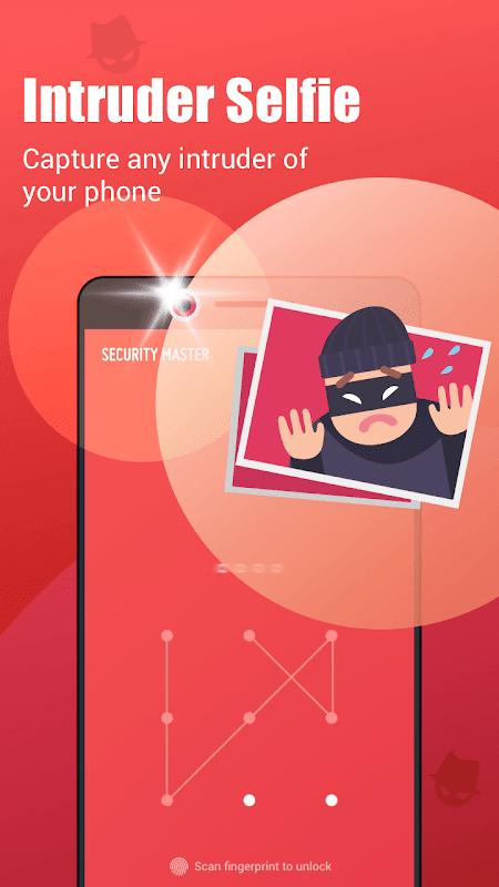 Security Master - Antivirus, VPN, AppLock, Booster screenshots