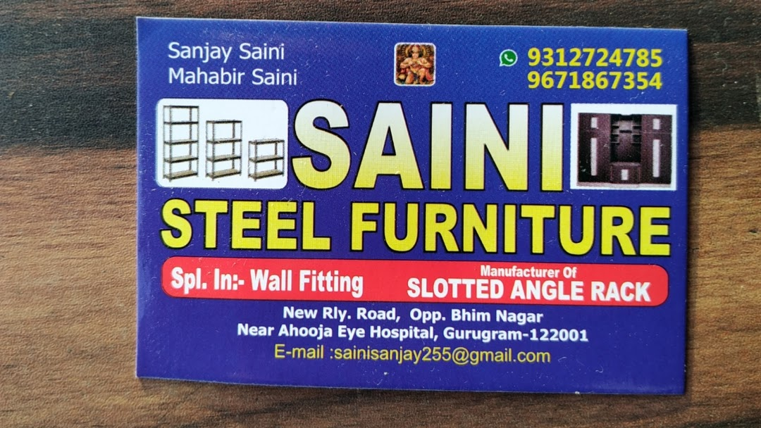 Slotted Angle Racks and Steel Almirah Gurgaon - Iron And Steel Store