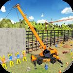 Heavy Crane Excavator: Construction Simulator 2019 Icon