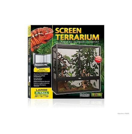 ExoTerra Screen-Terrarium Large/X-Tall