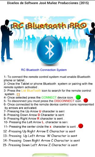 RC Bluetooth Pro