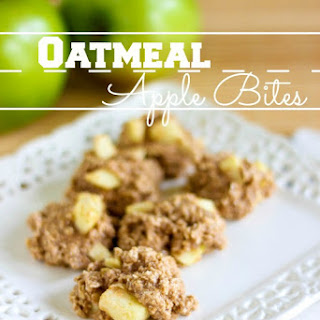 Oatmeal Apple Bites