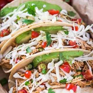 Crockpot Chipotle Chicken Tacos Recipe