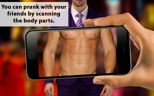 Download Body Scanner New Real X-Ray Cloth Camera Prank on