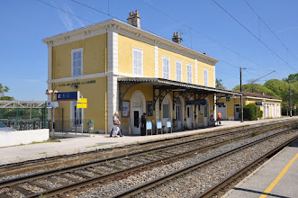 Photo: Gare de Saint-Cyr