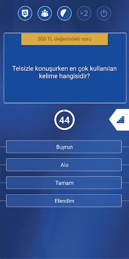Yeni Milyoner 2018  captures d'écran 2