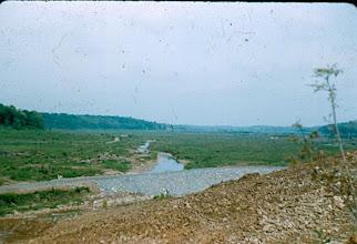 Photo: Upstream May 11th, 1955