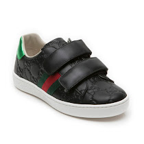 Gucci GG Leather Trainer Kid TRAINER
