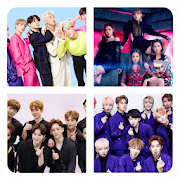 Guess the Kpop band and EARN MONEY