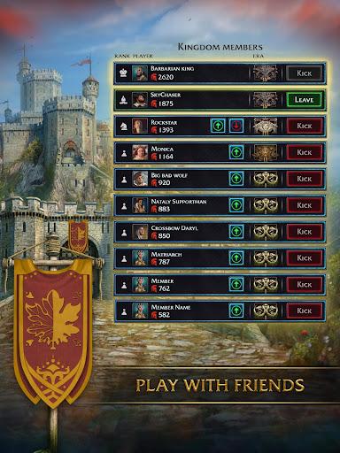 Rage War: Time Battles  screenshots 4