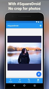 #SquareDroid: Full Size Photos- screenshot thumbnail