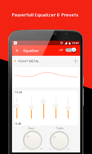 Music Player app (apk) free download for Android/PC/Windows screenshot