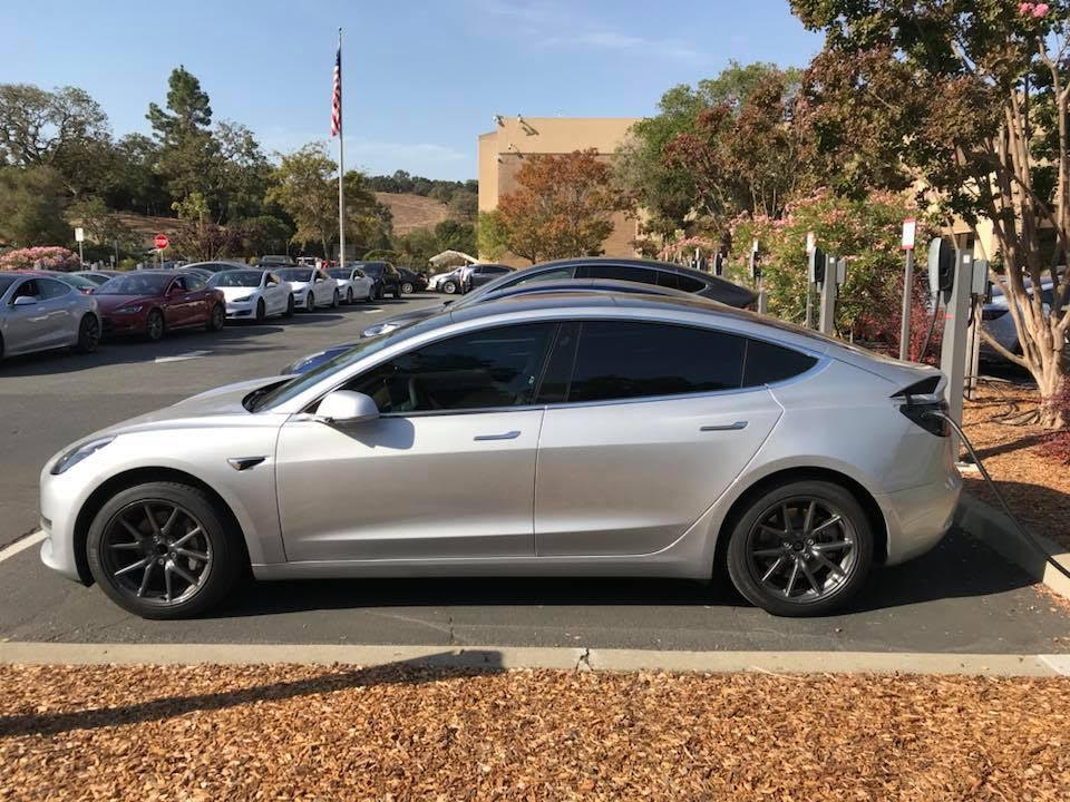 Looking for pics of Silver with aero cover removed - Tesla ...