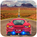 Real Turbo Car Traffic Race icon