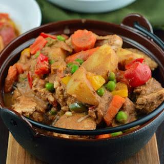 Pork Menudo