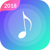 Free Music Player 2018, Mp3 Player Style Galaxy S9