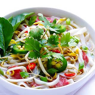 Pho Thai Soup Recipes.