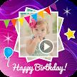 Happy Birthday Video Maker APK