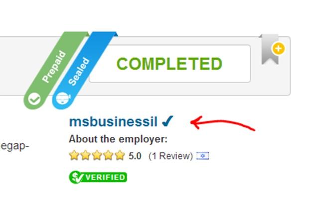 Freelancer.com Bug Fixes