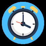 Hourly Talking Alarm Clock Icon