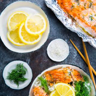 King Salmon Recipes.