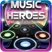 Music Heroes: Be a Guitar Hero