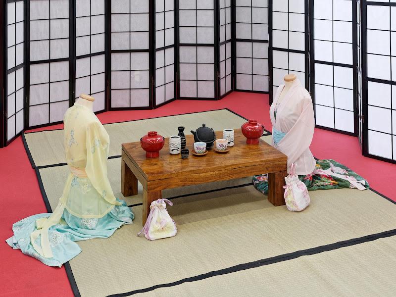 La cerimonia del tè di manolina