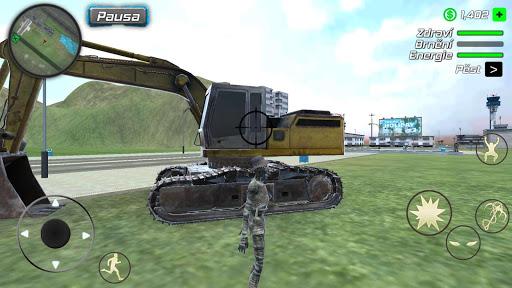 Rope Mummy Crime Simulator: Vegas Hero 1.0.1 screenshots 15