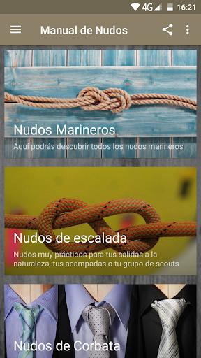 Manual de Nudos 2.1 screenshots 1